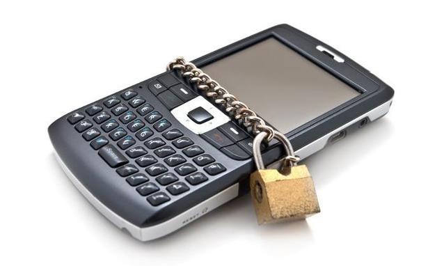 Smartphone-lucchetto h partb